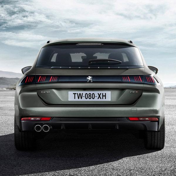 Antolini Motors Venezia - Peugeot 508 SW