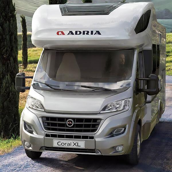 Antolini Motors - Importatore Adria Coral X