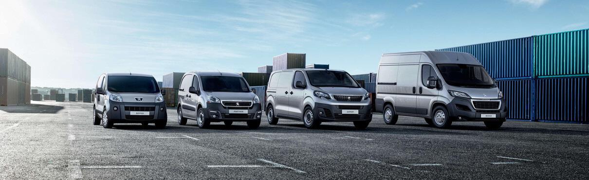 Antolini Motors - Veicoli commerciali Peugeot a Venezia