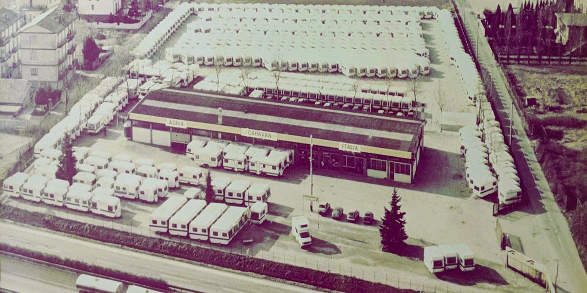 Antolini Motors Venezia - La nostra storia